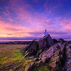 Beacon Hill Sunrise 2.0 by Yhun Suarez