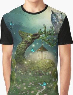 Keeper of the Enchanted - Spring Thaw Graphic T-Shirt
