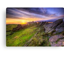 Beacon Hill Sunrise 5.0 Canvas Print