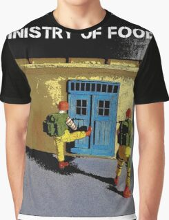 Ronnie & Reggie take their dispute to the Ministry! Graphic T-Shirt