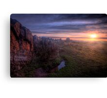 Beacon Hill Sunrise 6.0 Canvas Print