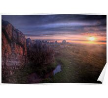 Beacon Hill Sunrise 6.0 Poster