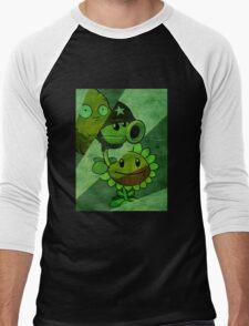 Prepare for the zombie apocalypse Men's Baseball ¾ T-Shirt