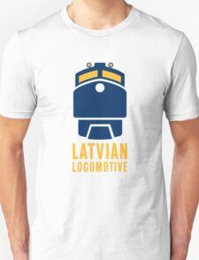 Latvian Locomotive T-Shirt