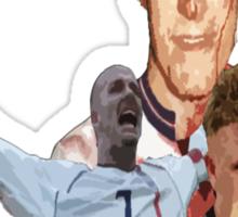 Euro 2012 deign Sticker