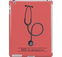 MD in progress iPad Case/Skin