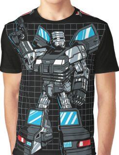 AUTOCOP Graphic T-Shirt
