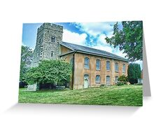 St Margarets Church, Rochester Greeting Card