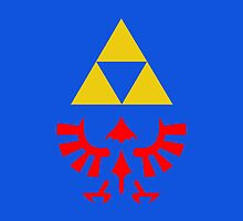 Hylian Shield by Doc What?