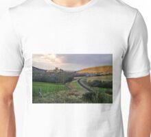 Deserted Railway Unisex T-Shirt
