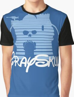 Visit Grayskull Graphic T-Shirt