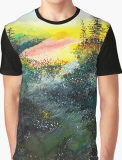 Good Morning 3 Graphic T-Shirt