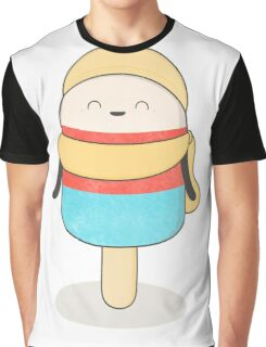 popsicle - freezing but never cold! Graphic T-Shirt