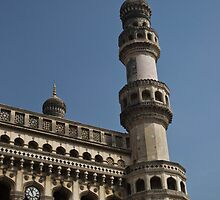 Char Minar, Hyderabad by Ashiq M K