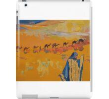 Caravan iPad Case/Skin