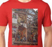 Fresque du Petit-Champlain Unisex T-Shirt