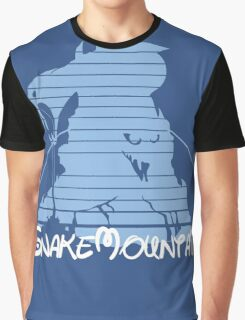 Visit Snake Mountain Graphic T-Shirt