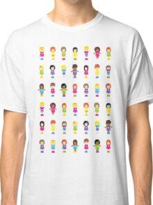 90's Girl Best Friend Classic T-Shirt