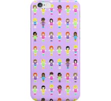 90's Girl Best Friend iPhone Case/Skin