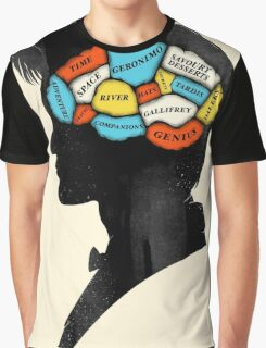 Doctor Phrenology Graphic T-Shirt