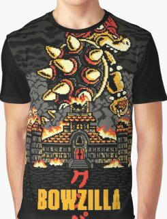 BOWZILLA Graphic T-Shirt