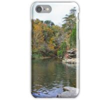 A Rocky Ridge In Autumn iPhone Case/Skin