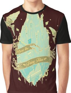 Flying Fairy Graphic T-Shirt