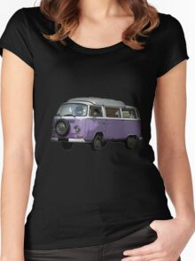 VW Women's Fitted Scoop T-Shirt