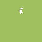 iPhone - Droid Mash-up by goodedesign