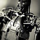 T-800 Endoskeleton by TyTheTerrible