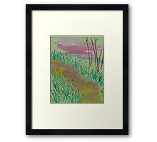 Spring Tide Framed Print