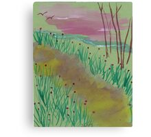 Spring Tide Canvas Print