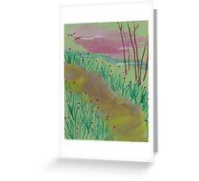 Spring Tide Greeting Card