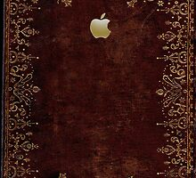 Apple - Book Cover by goodedesign
