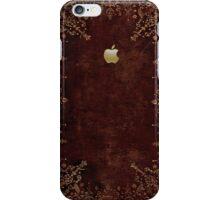 Apple - Book Cover iPhone Case/Skin