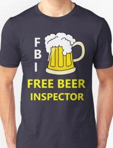 FBI Beer T-Shirt
