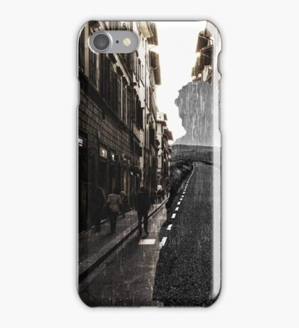 Lone & Crowded iPhone Case/Skin