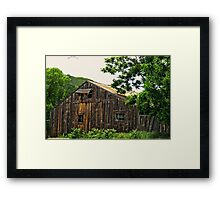Pioneer Auto Framed Print