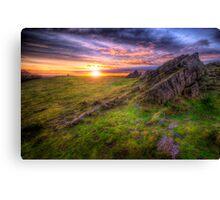 Beacon Hill Sunrise 11.0 Canvas Print