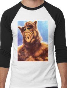 ALF Men's Baseball ¾ T-Shirt