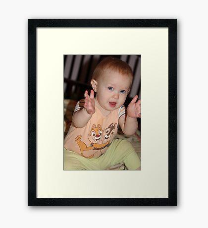 Kaylee Framed Print