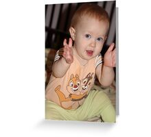 Kaylee Greeting Card