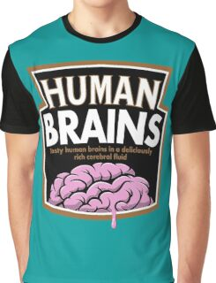 Human Brains Graphic T-Shirt