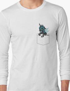 Queen Chrysalis pocket Long Sleeve T-Shirt