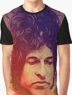Bob Dylan-Like a rolling stone Graphic T-Shirt