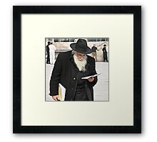 Chanukah , Oh , Chanukah !  by Brown Sugar . Favorites: 7 Views: 496 !  Featurted in Religions of the World Group. Toda raba! Framed Print