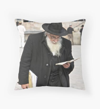 Chanukah , Oh , Chanukah !  by Brown Sugar . Favorites: 7 Views: 496 !  Featurted in Religions of the World Group. Toda raba! Throw Pillow