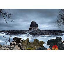 2250-Grey Areas Photographic Print