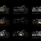 Brough Superior SS100 by Frank Kletschkus