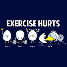 Exercise Hurts | Funny Workout by BootsBoots